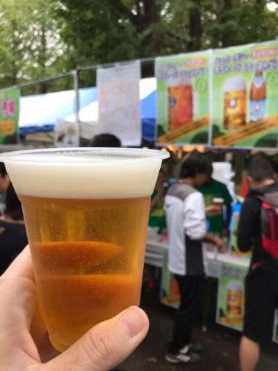 東京・小平のビールイベントと下水道管見学2019②~オクトーバーフェスト~