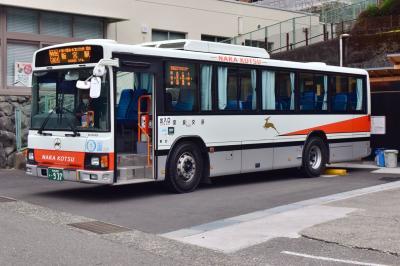 日本最長のローカル路線バス・八木新宮線の旅2