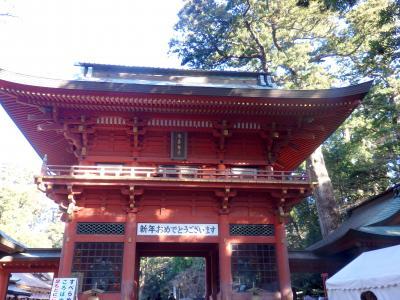 遠いけど、行ってチーバくん  その4・鹿島神宮@茨城県