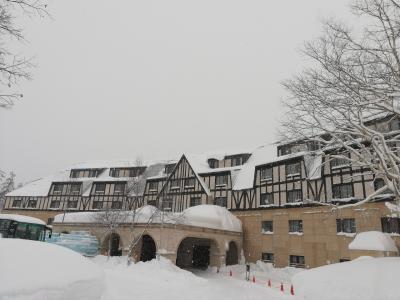 女子5人で雪深い旭岳温泉へ☆《ラビスタ大雪山》