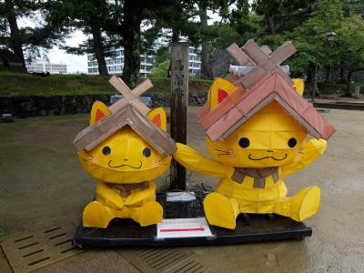 GO WEST!!!<2019>⑤ ~松江・やっぱり日本のお城はカッコいいよね!の島根編