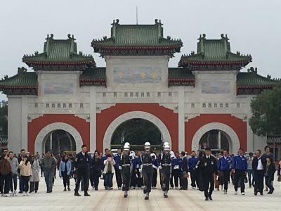 28年ぶりの台北旅行その5  忠烈祠と故宮博物院編