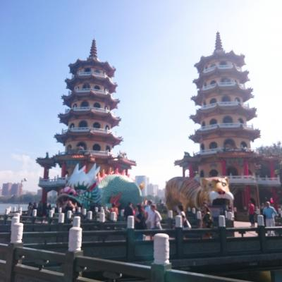 2019年12月、8回目の台湾旅行①