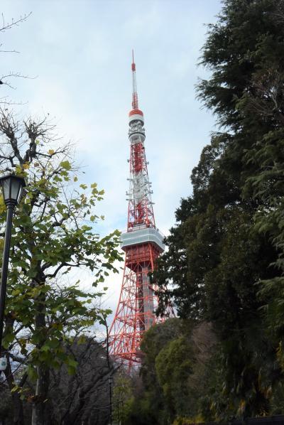 冬の東京をぶらぶら 1月