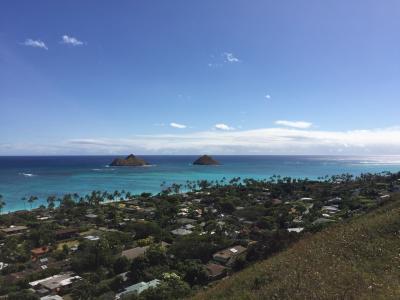 ハワイのオアフ島(ホノルル)にも自然がいっぱい(動画付き)