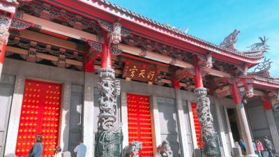 2020.1.1-5 年始旅in台北
