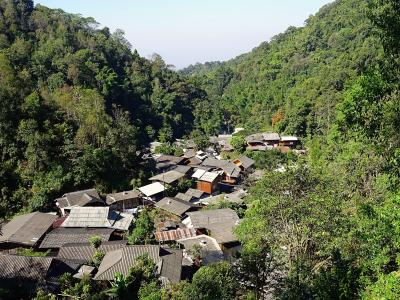 Chiang Mai生活129(1月)Mae Kam Pongなど
