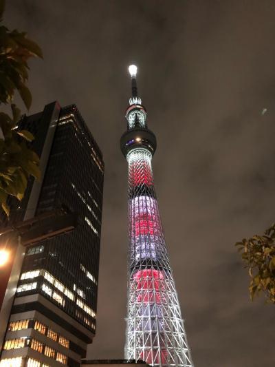 東京 プライベートイベントand観光