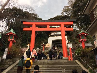 義姉が鳥取から来たから、いざ鎌倉へ