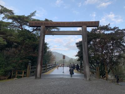朝観光(21ー4) 三重(伊勢)