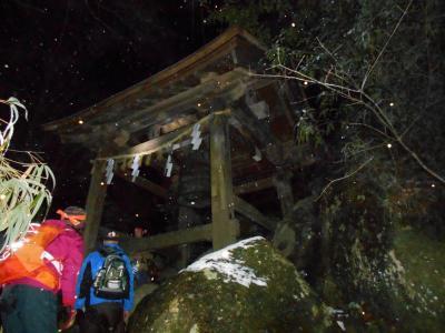 日本一危険な除夜の鐘撞 その1