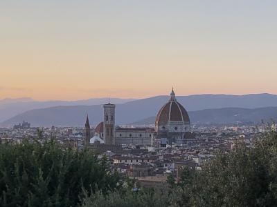 母娘で王道イタリア8日間③ フィレンツェへ