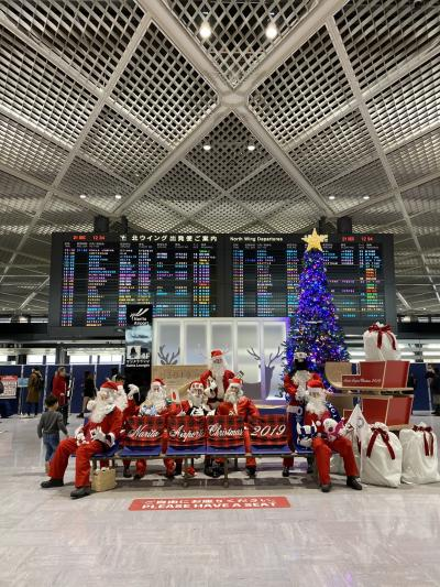 クリスマスのイタリアへ ローマとフィレンツェ 母子旅 1日目