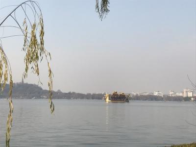 年末年始に杭州旅行へ。子連れ家族。2日目。