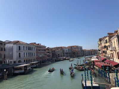 母娘で王道イタリア8日間⑤ 憧れのベネチア