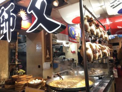 28年ぶりの台北旅行その6  九份と2日目の夕食編