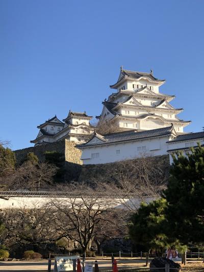 年末年始 クルマ旅②姫路城&カキオコ(岡山 日生)
