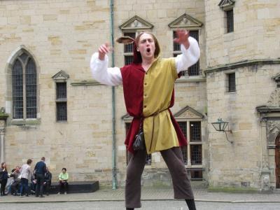 デンマーク旅行記(1)ハムレットの舞台となった世界遺産クロンボー城へ