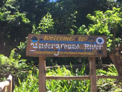 フィリピン旅行2日目:マングローブツアーとアンダーグラウンドリバーツアー