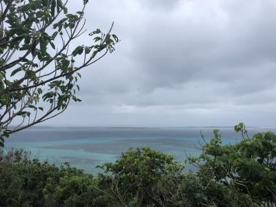 年末年始 おひとりさま、今年も暖かくなりたくて南の島へ 7日目 宮古島4 大神島へ
