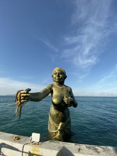まだまだ正月休みなので、サメット島に行ってみる事に その1バンコクからサメット島移動編