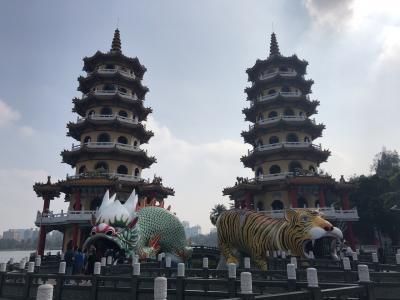 子供連れお正月旅行 高雄から台南