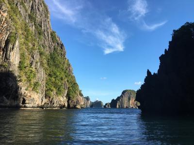 フィリピン旅行3日目:エルニドのアイランドホッピングツアーA