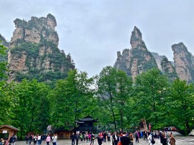 Beginner's Luck !? JALPAKは すごかった ♪♪(7)世界一美しい峡谷:金鞭渓へ、そして帰国