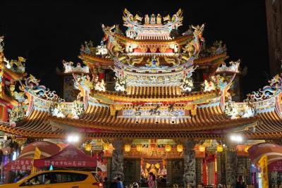 初めての台湾★女子二人旅その6 饒河街観光夜市