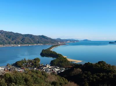 年末の京都旅行(2)丹後半島でブリしゃぶ★天橋立・伊根の舟屋