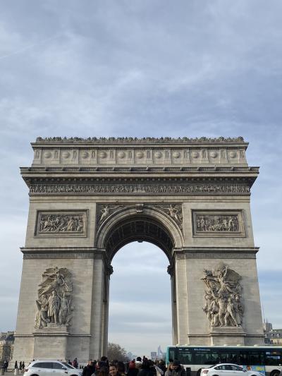 憧れ続けて叶ったフランスへの旅