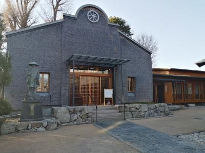 【新春散歩】戸塚の善了寺(浄土真宗本願寺派)を見てかっこいいと思ったよ。お正月の自由散策。