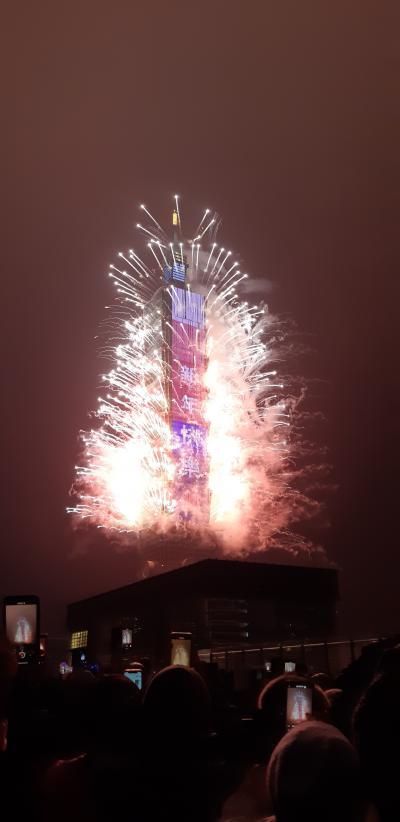 2019年→2020年★新年快楽★年越しは台湾で♪★①