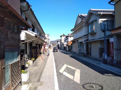 初めての福岡・大分&釜山で美味しい食を求めて~3日目前編 日田の街をぶらぶら