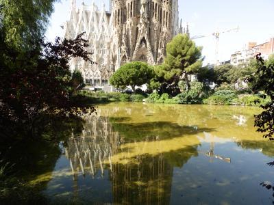 バルセロナ7泊8日の旅①