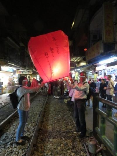 結婚記念日は台湾で 3日目