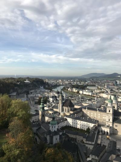 秋のオーストリア街歩き(後編)
