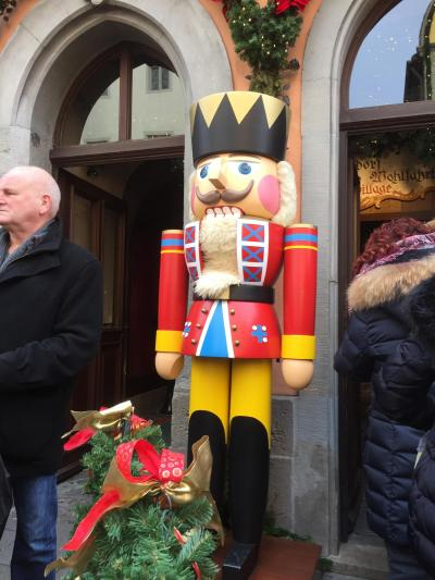 ドイツクリスマス 紀行 6日間  その3 ニュルンベルグ&ローテンブルグ