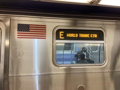 JFKからマンハッタンへの地下鉄移動