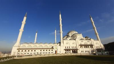 2020年 ボスフォラス海峡で新年会ブランチ ついでにモスクで初詣
