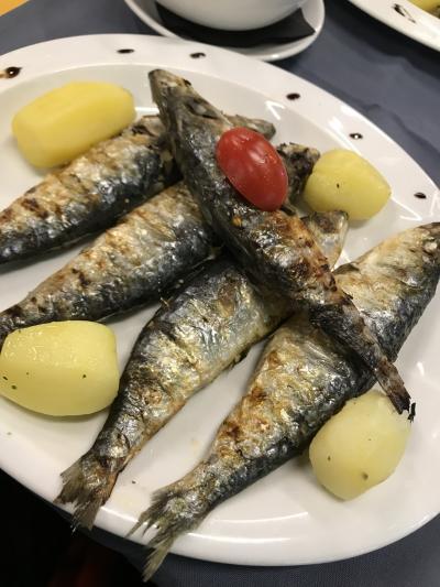 ポルトガルで食べた美味しい食事と買物したもの