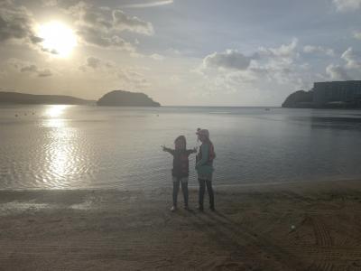 1年ぶりグアム‼︎プール中心の家族旅行‼︎①