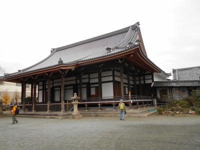 売布神社から小浜宿へ