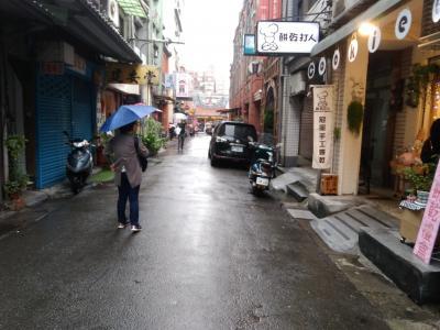 10回目の台湾(臺北花博農民市集、迪化街、象山、西門町)