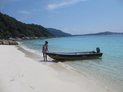 秘境の楽園ペルヘンティアン島で過ごす6日間①