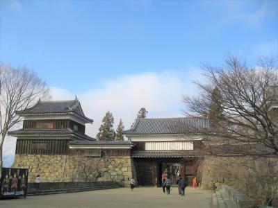 日本100名城を行く(上田城)プラス別所温泉