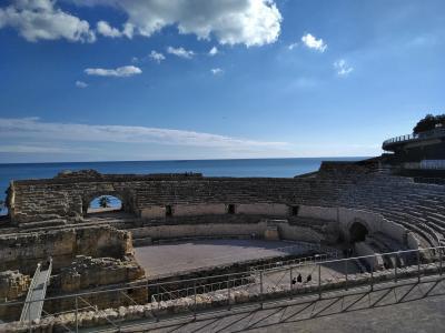 未知の地名だったタラゴナで陽光きらめく地中海とローマ時代の遺跡に遭遇 スペインの旅6