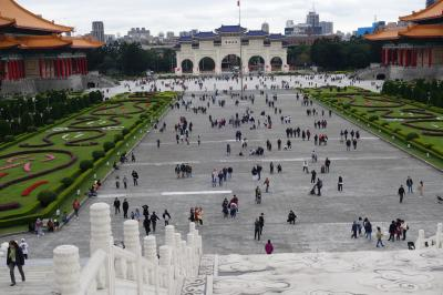 台北で過ごした正月 九分はovertourism