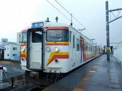 2019北東パスで旅納め!列車100本乗れるかな?vol.4(115系で弥彦線編!)