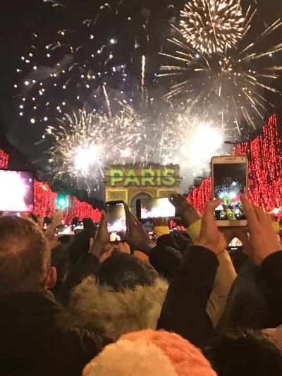 2019-2020 Paris カウントダウン